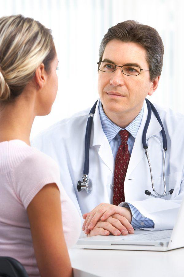 ciąża a wzrok