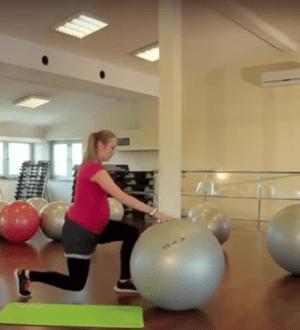 Ćwiczenia w ciąży 3